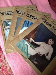 Vintage Art Publications Modern Masterpieces circa late '30's