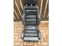 Ford Sierra Sapphire Cosworth Leather Interior