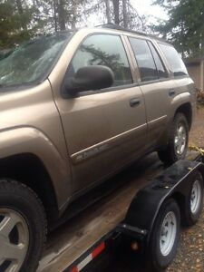 PARTING OUT 2002 TRAILBLAZER