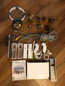 Nintendo Wii complete with accessories