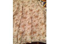 Genuine 70s wraparound skirt