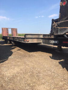1999 JC Trailers Equipment Trailer