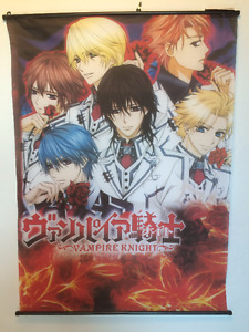 Vampire Knight Guys Picture Scroll