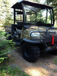 Kubota RTV900 Diesel, Excellent condition, Fully equipped, Camo