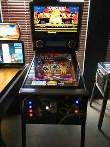 Arcade Games - Virtual Pinball-Factory Direct-Playmore