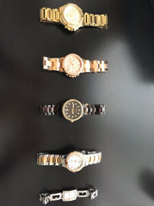 Watches for sale! Michael Kors and Guess.