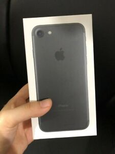 Brand New iPhone 7 32GB - Sealed Accessories - Open Box