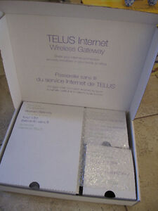 "Brand New in Box - Modem - ""Telus Internet Wireless Gateway"""