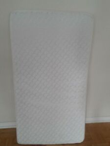Baby crib mattress - clean and not used much
