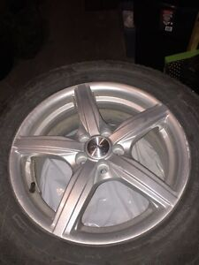 Gislaved NordFrost 5 Winter Tires 215/65 R16 Kingston Kingston Area image 1