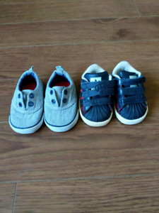 Size 2 baby shoes