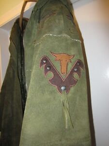 Suade Coat with Hood, Insulated, Woman's size M West Island Greater Montréal image 4