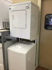 WHIRLPOOL COMPACT DRYER WITH STAND $629.99