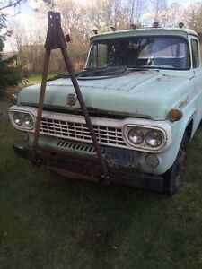 1958 or 1959 Ford F100