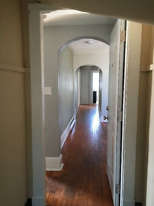Large Downtown 3-bedroom apartment with in-unit laundry