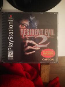 Résident Evil 2 Collection