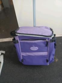 Food cooler bag