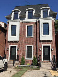 1550 Sq ft Executive Duplex for rent, 2 Storey, 10 foot Ceilings