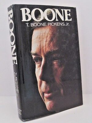 Boone A Biography By T  Boone Pickens Jr