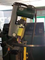 Affûtage de scies à ruban pour scieries mobiles, moulin portatif
