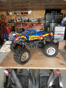 Redcat Ground Pounder RC Monster Truck