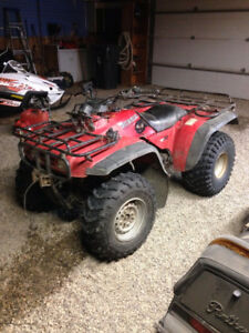1997 Honda Fourtrax