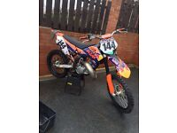 Ktm sx 144 rare bike only released over two years