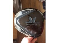 John Letters Master Model Driver and 3 Wood