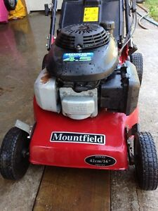 Push mower - power driven - Honda Engine