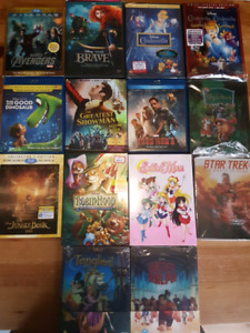 Disney movies and more. Awesome selection.