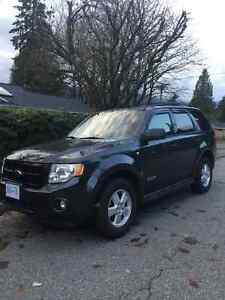 Like new 2008 Ford Escape Xlt low km