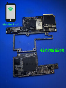 Micro Soldering/ Soudure ic touch-charge-backlight-charge..