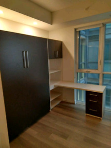 Murphy Beds / Wall bed and Custom Storage Units