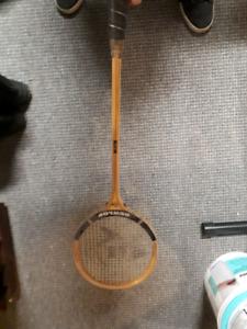 Free squash racquet