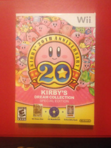 Kirby's Dream Collection 20th Anniversary