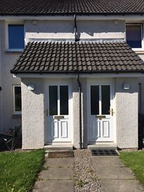 2 bed first floor flat, Wester Inshes Court, Inverness.