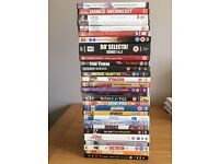 29 DVDs - all for £10