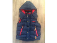 Tokyo Laundry Boys Gilet Size 3-4 years