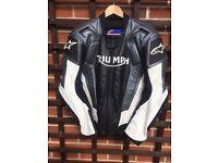 Alpinestars Triumph rc-1 leather motorbike jacket