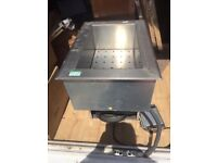 Commercial kitchen pasta cooker Large