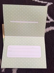 16 brand new cards that hold gift cards Kitchener / Waterloo Kitchener Area image 2