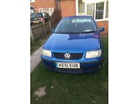 Polo 1 litre spares or repairs