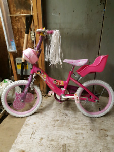 For sale girls bicycle