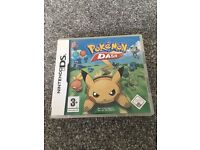 Pokemon dash game Ds/3ds