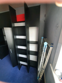 Wardrobe / Desk high sleeper