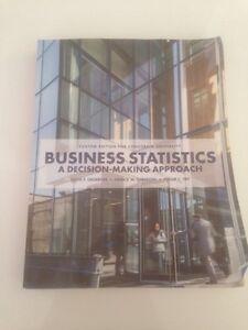 COMM 215 JMSB statistics Textbook