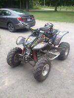 2006 Honda 400ex