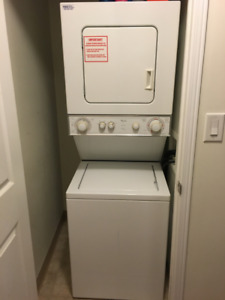 Whirlpool Heavy Duty Stacked Washer/Dryer