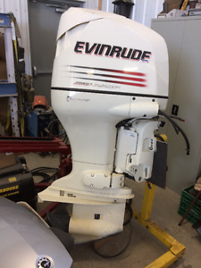 135HP Evinrude Motor for sale