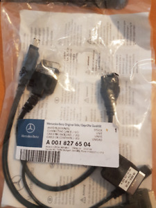 Mercedes Benz Media Cable Kit - A 001 827 65 04
